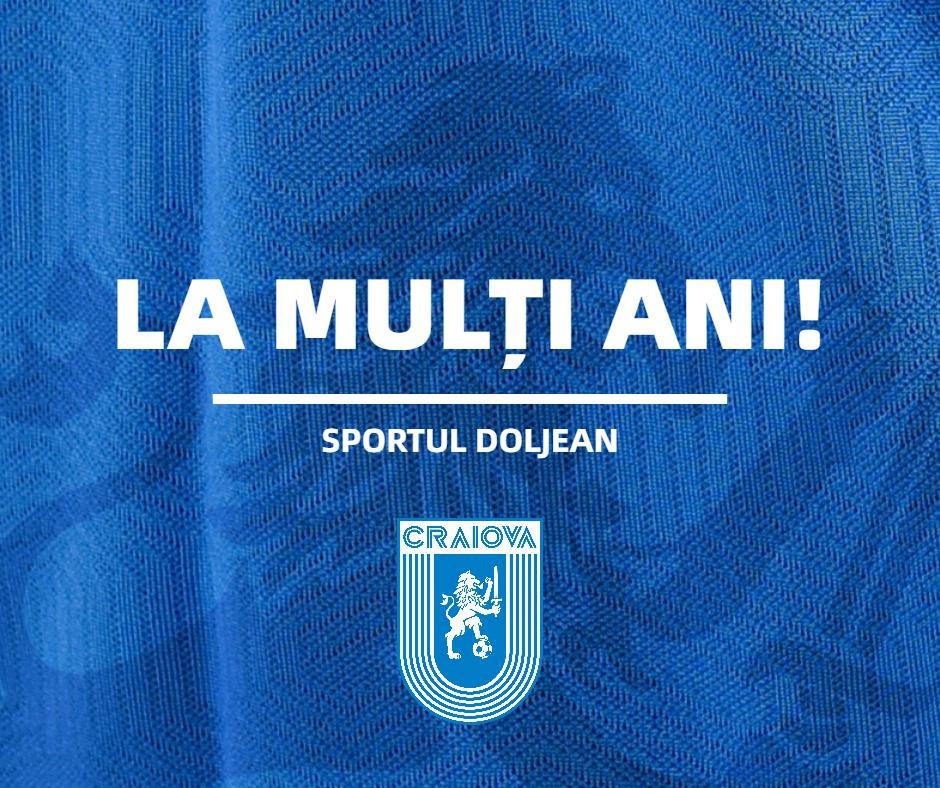 La mulți ani, Sportul Doljean! #7