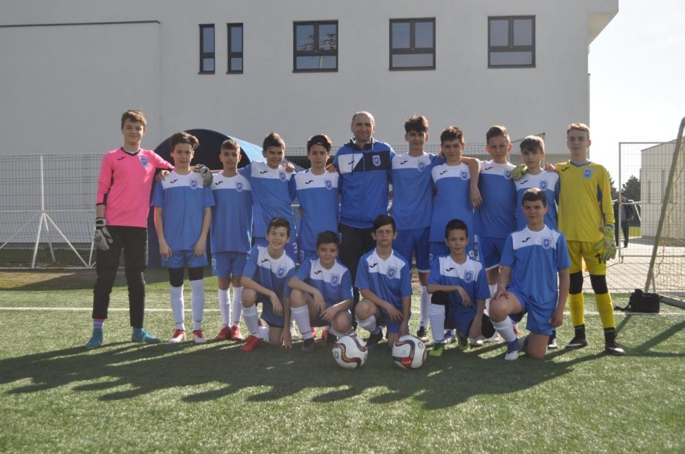 Craiova organizează Campionatul Național Under-13!