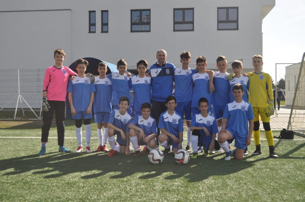 Puștii de la Under-13 vor să câștige #FINALA de la Craiova