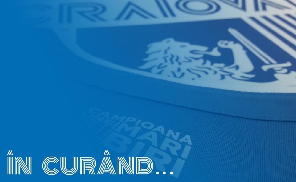 Echipamentul de joc și noile transferuri vor fi prezentate joi!