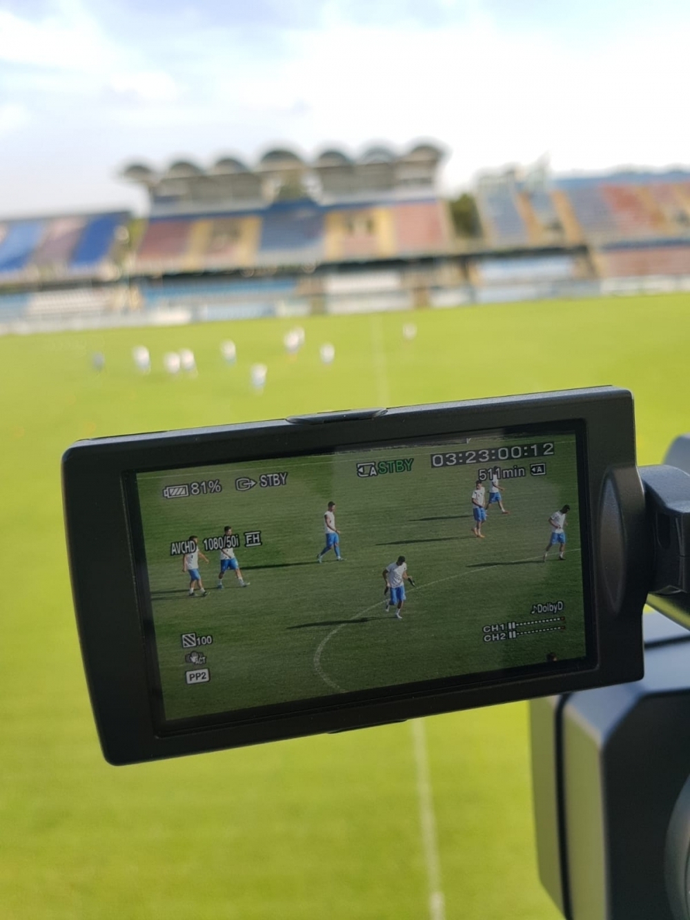 LIVE-VIDEO: Universitatea Craiova II - CS Sporting Roșiori
