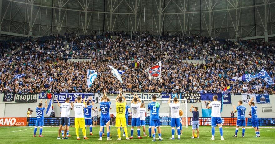 4 echipe vor putea juca în Europa la finele sezonului 2018 - 2019
