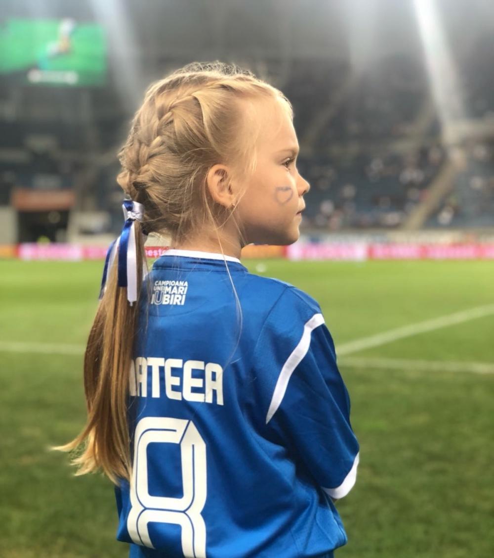 O nouă seară de vis la meciul cu FC Viitorul pentru copilul tău! #PlayerEscort