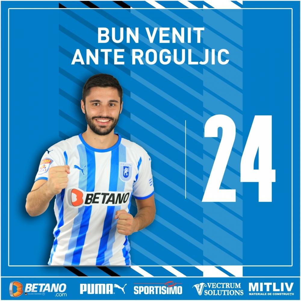 Welcome, Ante Roguljić!
