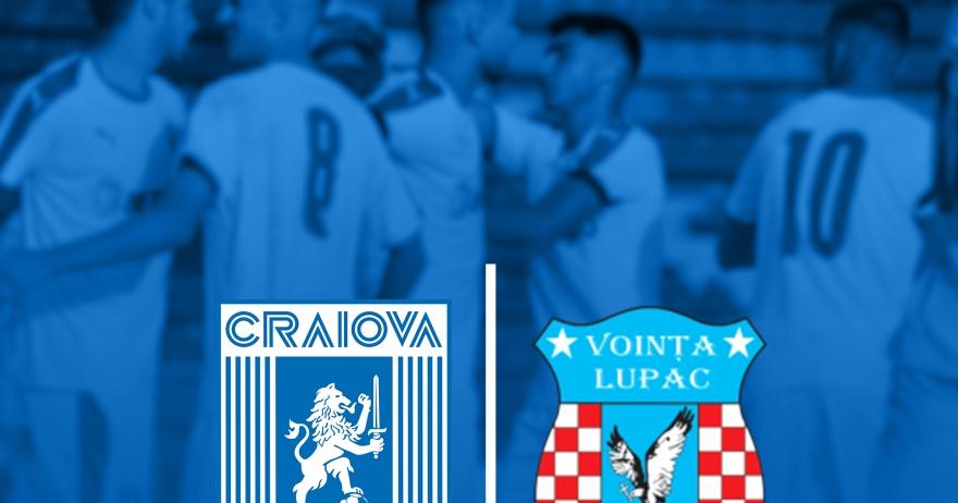 Baraj în Liga a III-a cu Voința Lupac