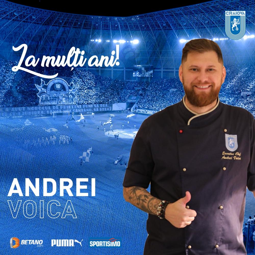 La mulți ani, Andrei Voica! #38