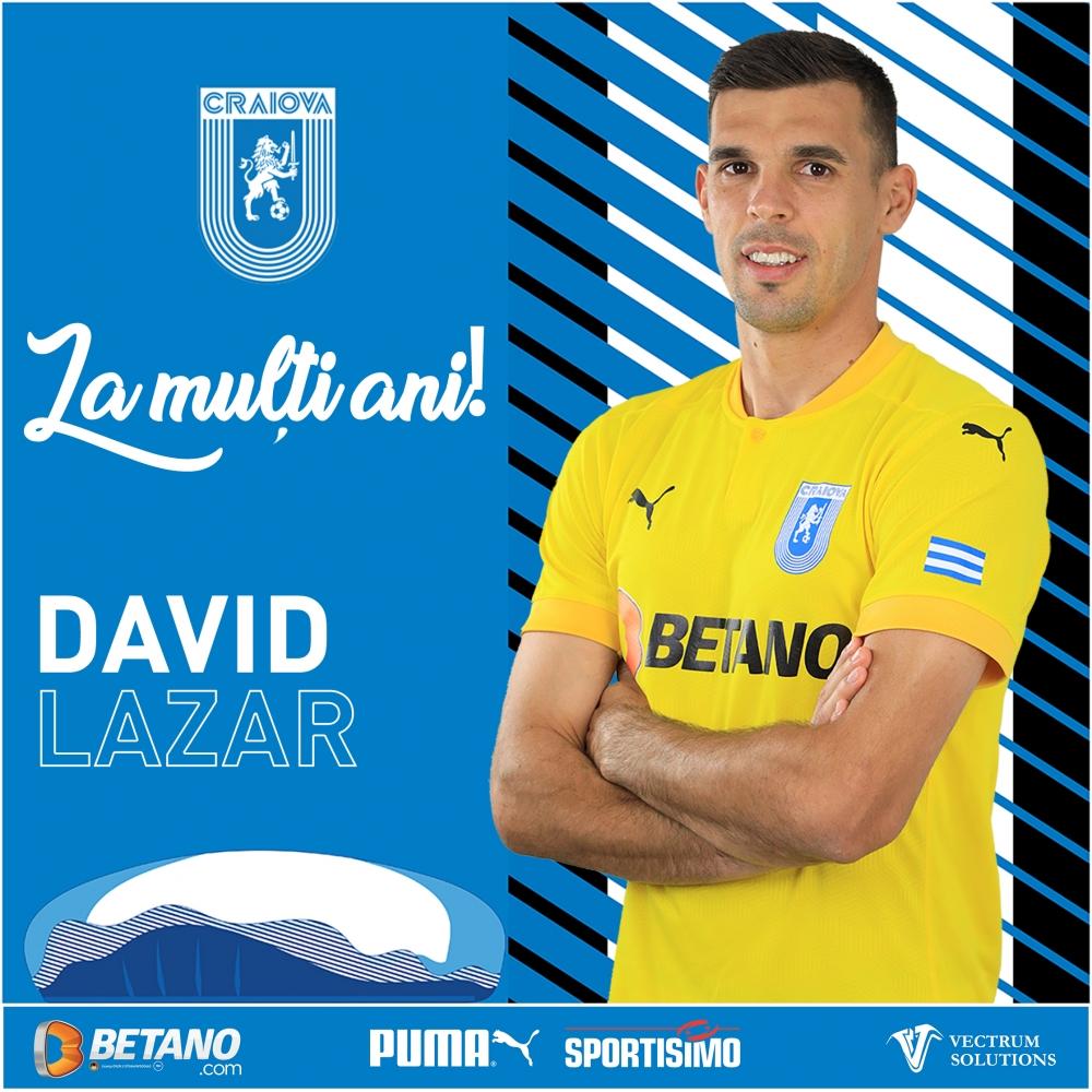 La mulți ani, David Lazar! #30