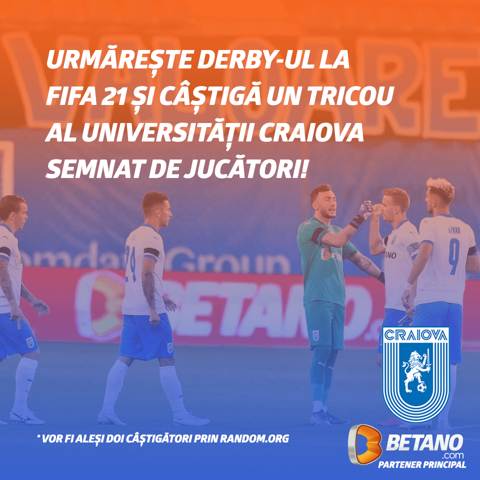 Avem derby și în FIFA 21