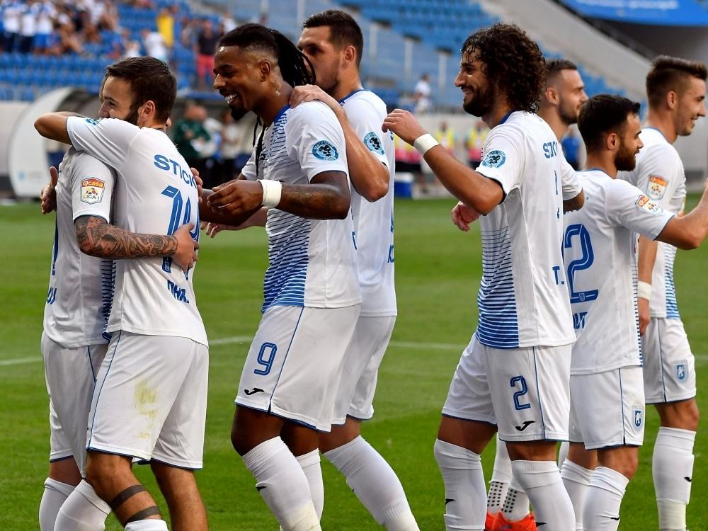 Un an de la calificarea noastră în turul al 2-lea Europa League
