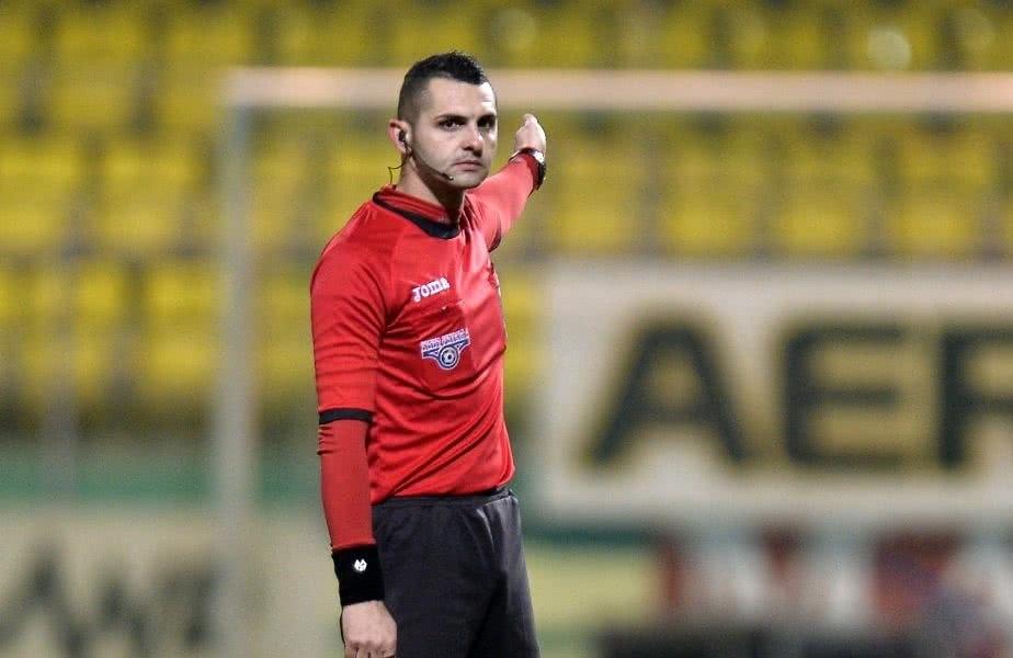 Iulian Călin va arbitra Știința - Astra
