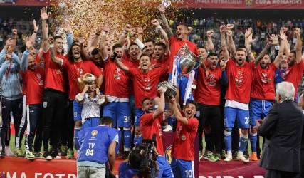 3 ani de la a 7-a Cupă a României