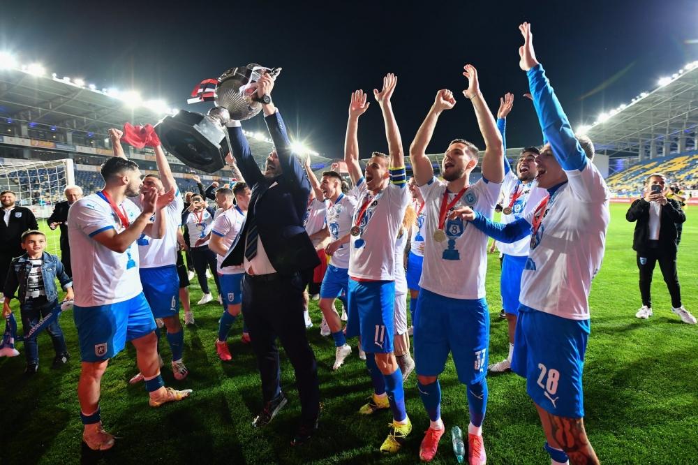 Cupa României va fi prezentă la magazinele Științei
