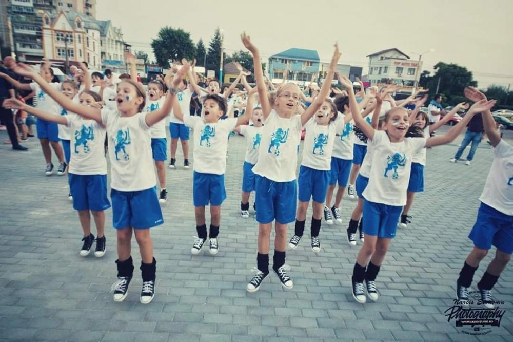 Ziua internațională a dansului... la Fan-Zone