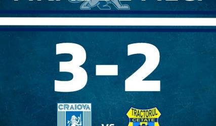 """Markovic aduce victoria """"satelitului"""" în ultimul minut de joc"""