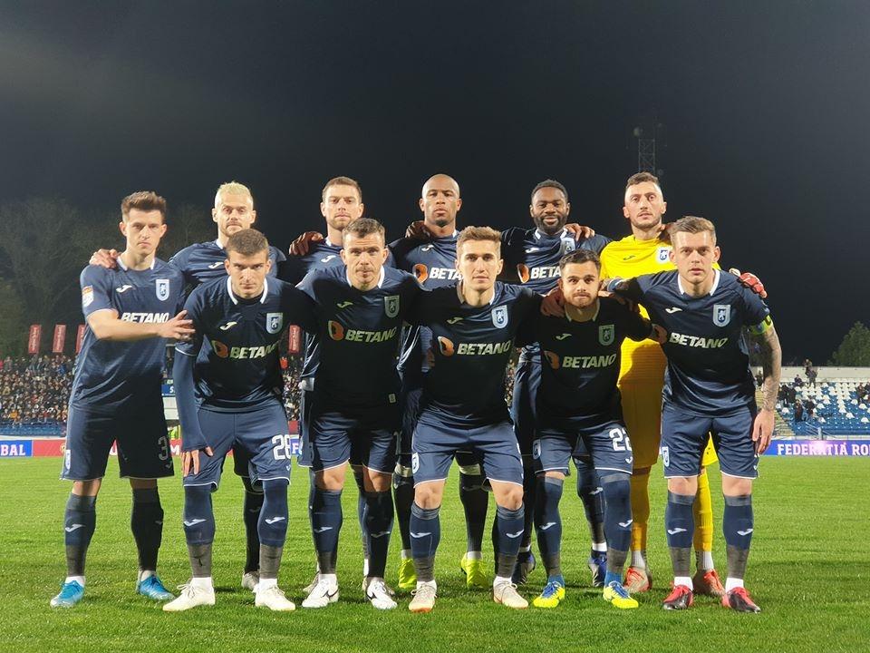 Eliminați din Cupa României