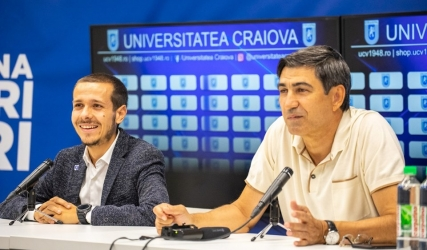 Reprezentantul PR al Științei, Andrei Coadă-Nicolaescu, la Oltenia TV