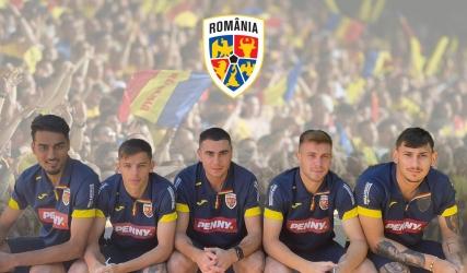 Alexandru Cîmpanu semnează victoria României U21