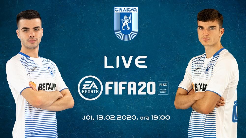 Mihăilă și Buzărnescu fac echipă în FIFA 20