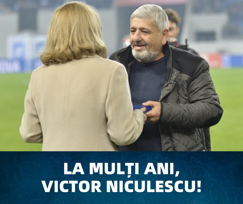 La mulți ani, Victor Niculescu! #71