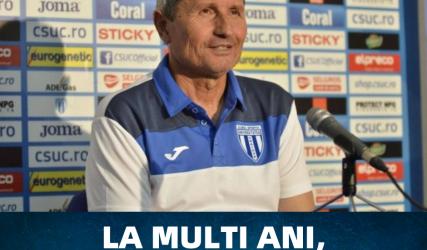 La mulți ani, Gheorghe Mulțescu! #68