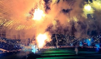 """2 ani de la inaugurarea stadionului """"Ion Oblemenco"""""""