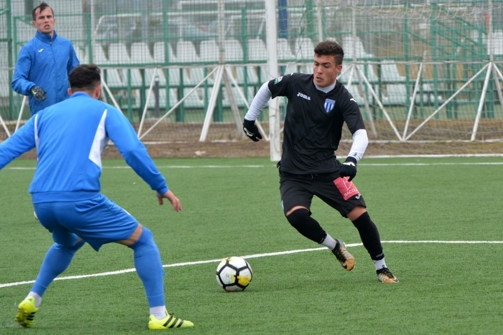 LIVE-VIDEO: Universitatea Craiova II - CS Șoimii Lipova