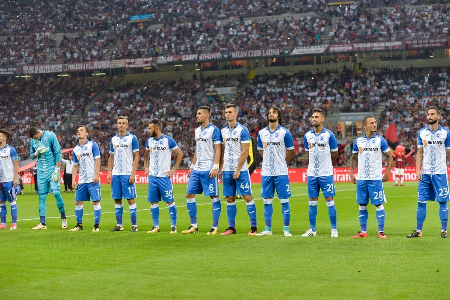 """2 ani de la meciul retur cu AC Milan pe """"San Siro"""""""