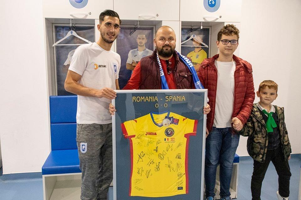 Premiul Joma a ajuns la câștigătorul din Craiova