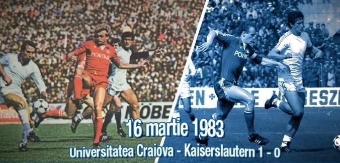 38 de ani de la calificarea în semifinalele Cupei UEFA
