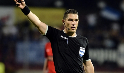 Kovacs împarte dreptatea la Universitatea Craiova - FCSB