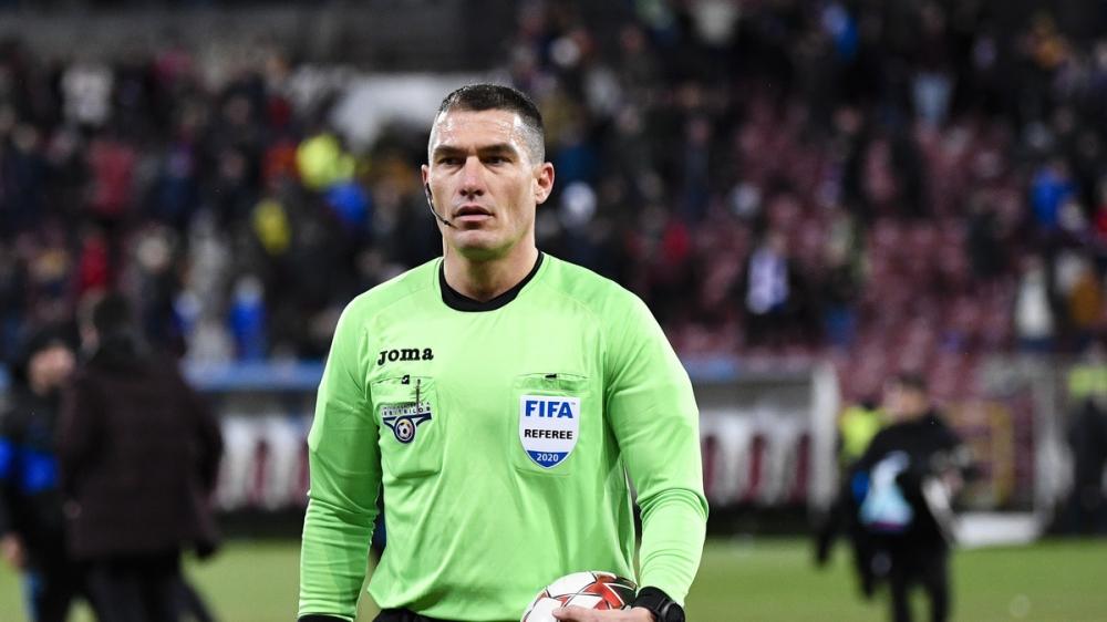 István Kovács împarte dreptatea marți seara