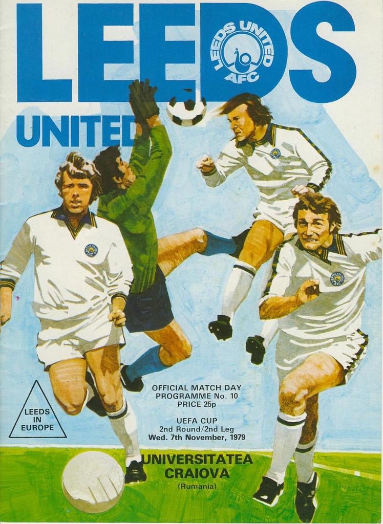 Știința, prima echipă din țară care elimina o echipă din Anglia acum 40 de ani!