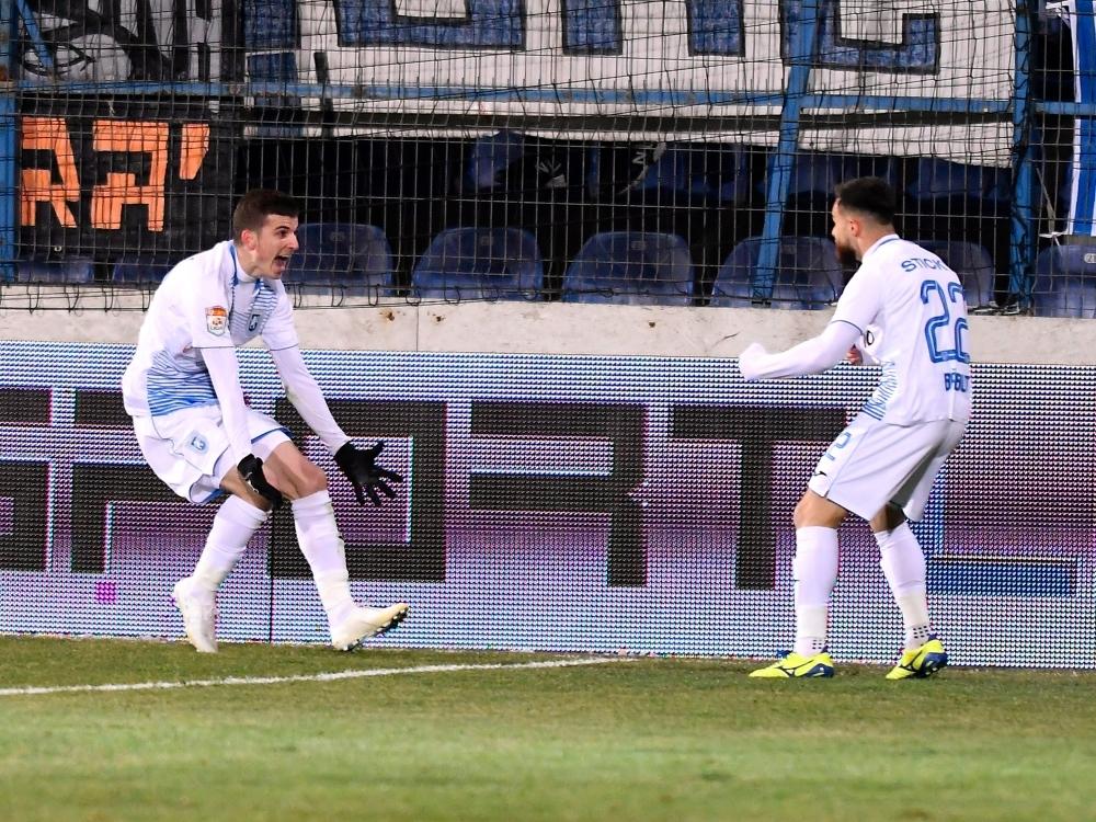 FRF salută reușitele alb-albaștrilor Under-21