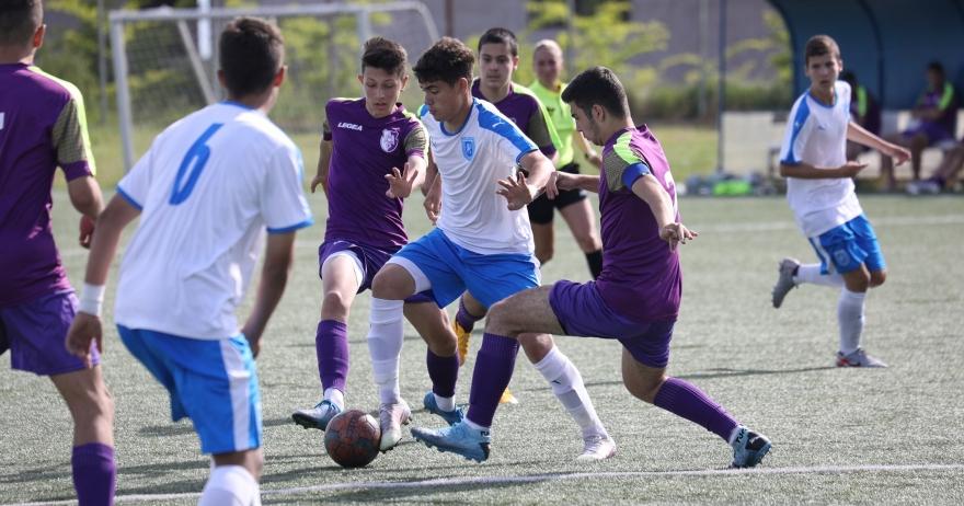 """""""Leuții"""" U-16 s-au calificat în sferturile Ligii Elitelor"""