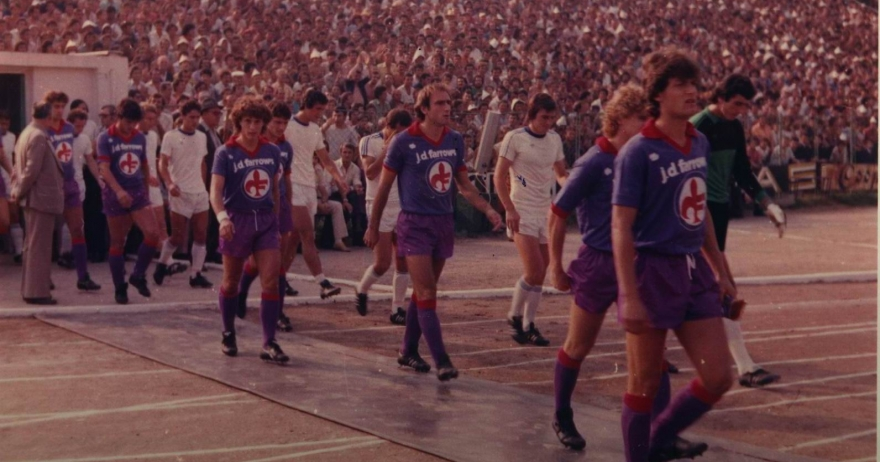39 de ani de la victoria cu Fiorentina
