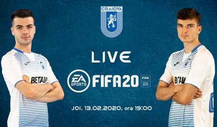 #LIVE: FIFA 20 cu Valentin Mihăilă și Dan Buzărnescu