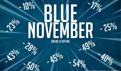 Start la Blue November