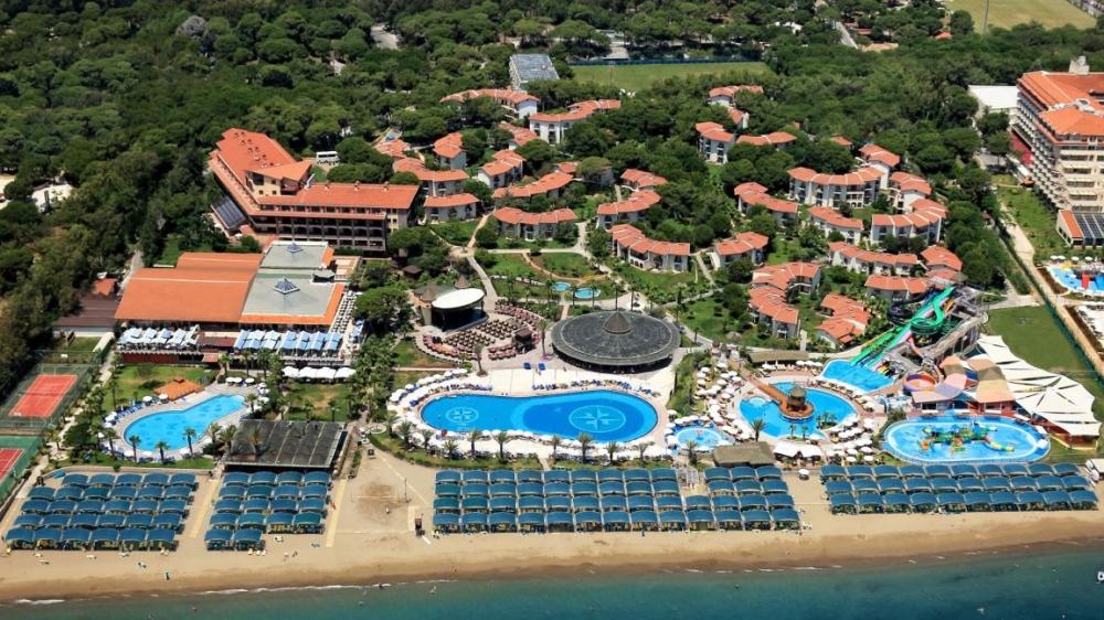 Alb-albaștrii au parte în Turcia de toate condițiile pentru performanță