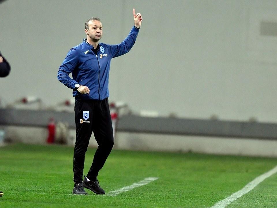 #VIDEO / Conferința de presă de la finalul meciului cu FC Viitorul
