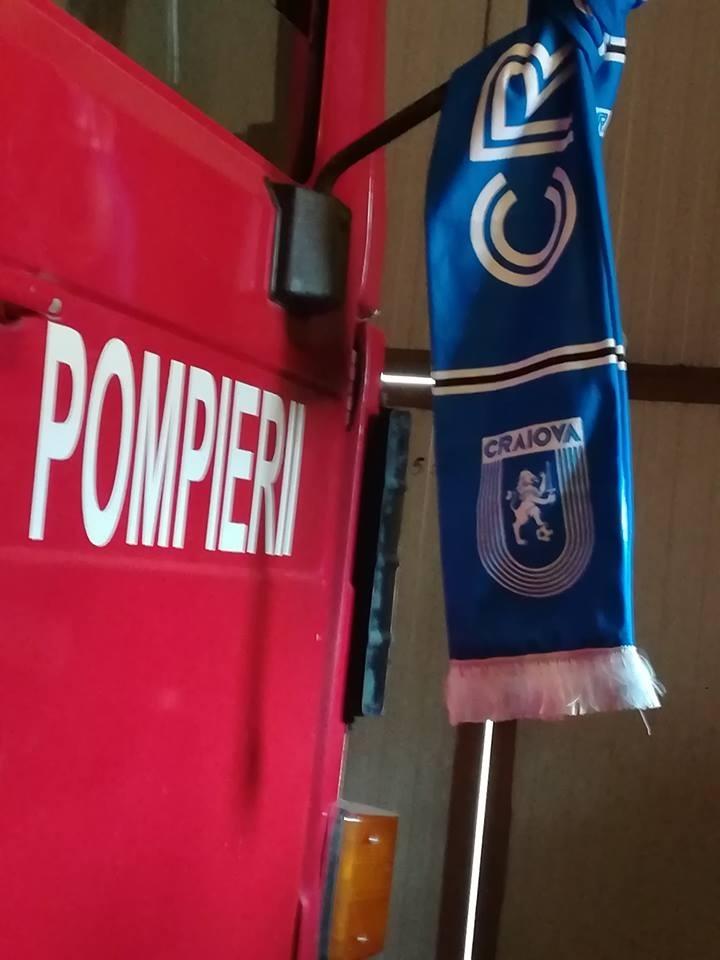 La mulți ani de Ziua Pompierilor!