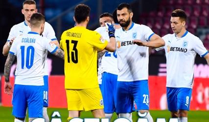 Programul de meci cu FC Botoșani, în format digital