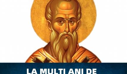 La mulți ani de Sfântul Alexandru!