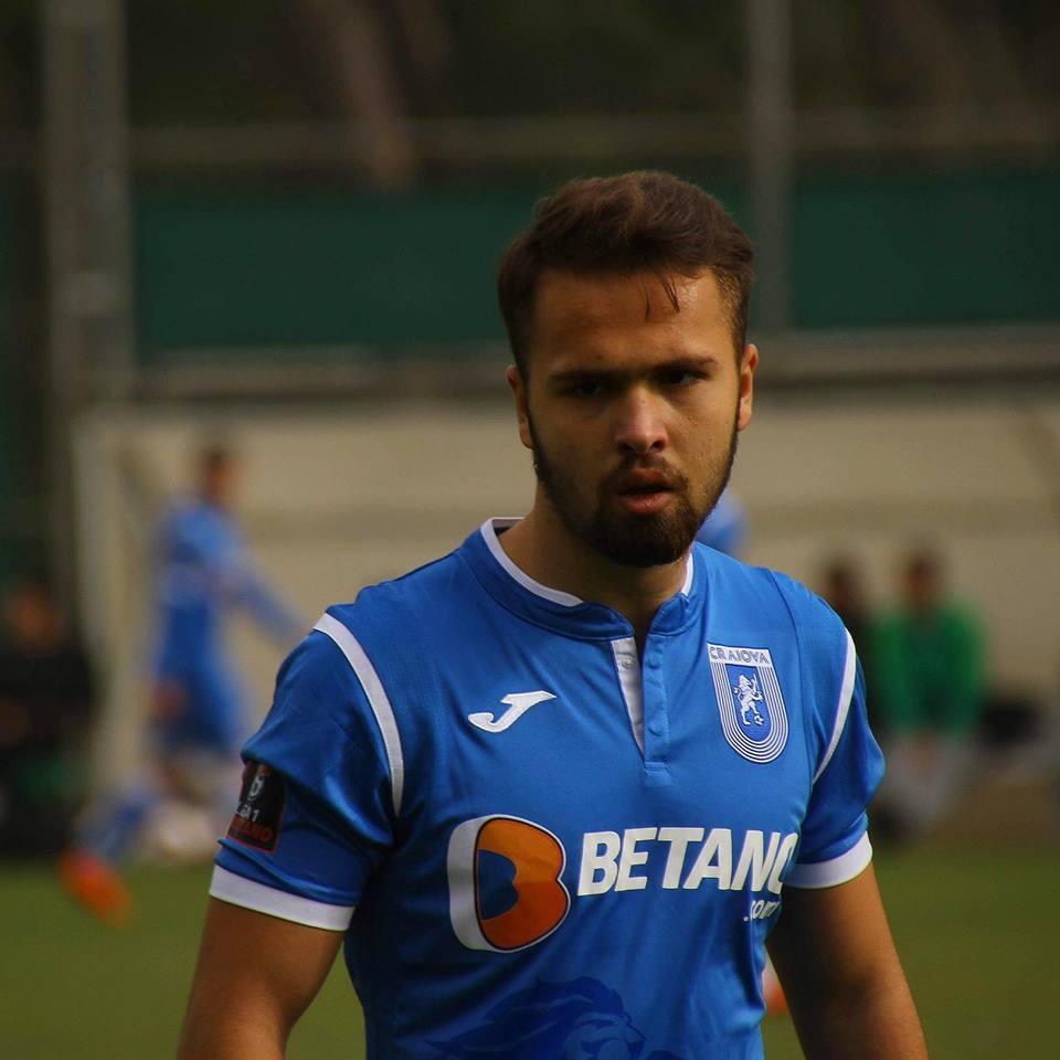 "Alex Sîrbu, ""leu"" sub tricolor la Naționala Under-18"