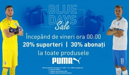 Blue Days în Bănie