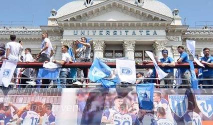 Ziua Internațională a Studenților... alb-albaștri