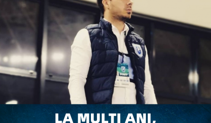 La mulți ani, Dumitru Airini! #34