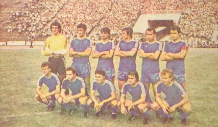 32 de ani de la victoria Științei în fața celor de la Galatasaray