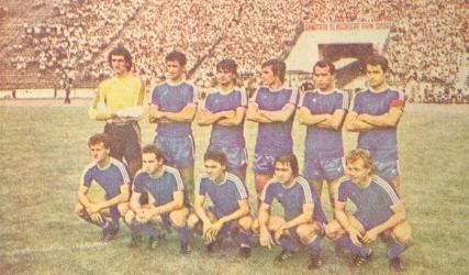34 de ani de la victoria cu Galatasaray
