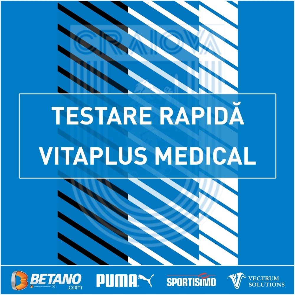 Testare rapidă cu Sepsi, powered by Vitaplus Medical